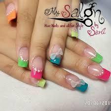 Resultado de imagen para alejandra villagomez diseños de uñas