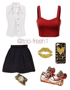 """""""Untitled #60"""" by too-fresh1 ❤ liked on Polyvore featuring Converse, J.TOMSON, Honey Punch, Wildflower, XOXO and maurices"""