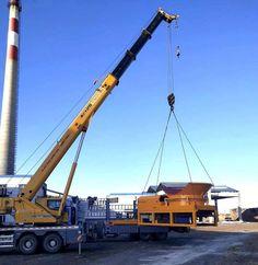 Production Line, Utility Pole