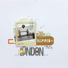 LONDON by KALI at @studio_calico