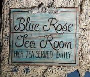 Tea room location unknown - searched but unable to find on the internet.  Do places truly exist if they aren't on the internet??
