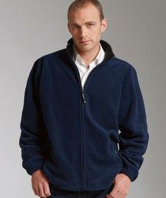 c85858510 Charles River Apparel Style 9502 Men's Voyager Fleece Jacket - Casual  Clothing for Men, Women, Youth, and Children