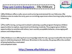 Top Day care in Bangalore