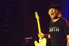 Neil Young Announces Anti-Monsanto Album 'Monsanto Years'