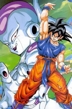 master stars piece goku king of color - Google Search