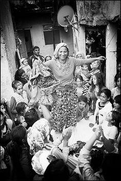 turkish gypsy wedding