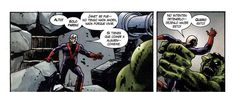 Marvel Zombies Final - Comunidad oficial de MARVEL COMI... en Taringa! Marvel, Zombies, Comic Books, Cover, Funny Images, Someone Like You, Community, Hilarious, Comic Book