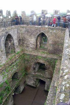 Kiss the Blarney Stone! Blarney Castle, County Cork, Ireland