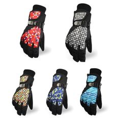 Winter-Warm-Sports-Windstopper-Waterproof-30-Ski-Gloves-Snowboard-Bicycl-Glove