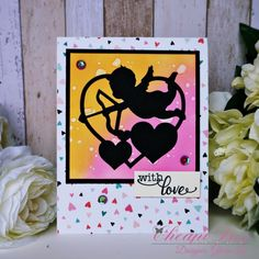 Gloria's craft room: Cupid