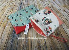 Swoon Heidi Foldover Clutch & Wristlet | Craftsy