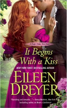 Award Winning Author, Eileen Dreyer