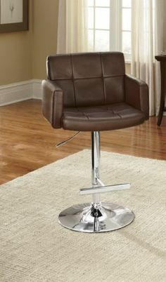 Big and Tall Bar Stool from Ginny's ®