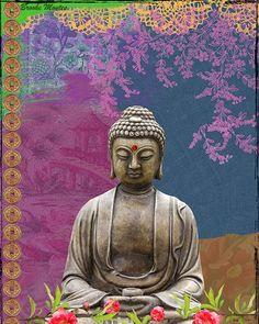 buddhabe:  Buddha Collage