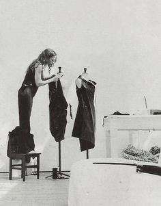 ann demeulemeester by kevin davies