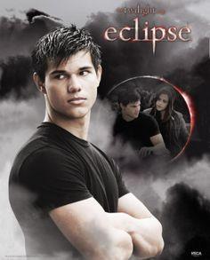 Twilight - Eclipse (Jacob And Bella Moon) Mini Poster