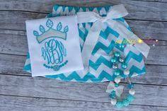 Inspired 'Frozen' Monogrammed Crown by LittleSunshineGrace on Etsy. love this!