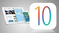 iOS 10 novità