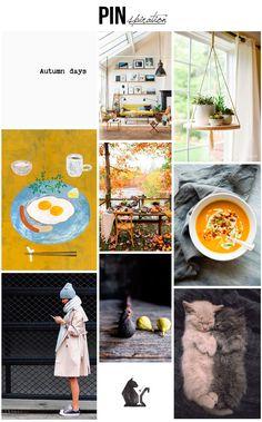 Pinterest Péntek ~ PIN MAGAZIN Autumn Day, Friday