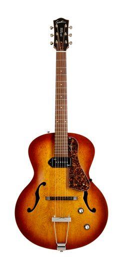 GODIN 5th Avenue Kingpin: I want this guitar SO badly!