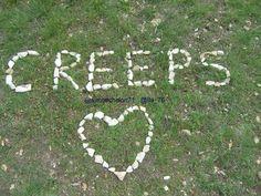 WE LOVE #CREEPS (by @simoechelon71 and @Ila_76)