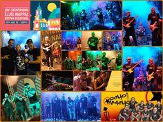 Ocho Macho koncert Rock, Skirt, Locks, The Rock, Rock Music, Batu, Rock Roll