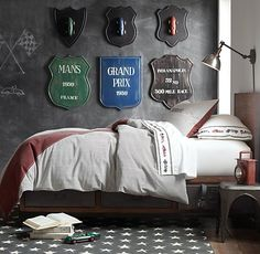 RH Baby and Child Boys Rooms