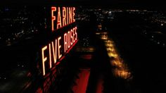 Farine Five Roses #montreal