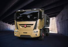 Design of truck czech brand tatra concept for the year based on the traditions of the legendary models of Tatra, robust expression mask seeks relations to model Massive bumper combine robustness with high throughput. Big Rig Trucks, Bus, Concept Cars, Cars And Motorcycles, Tractors, Behance, Phoenix, Design, Logos