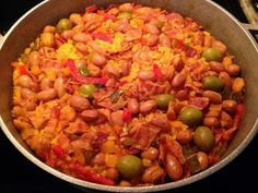 """Chequeen """"La Cocina Criolla"""" en facebook ★ aqui arroz junto con habichuelas ... listo para menear.  Busquen la pagina es divina y con buenas recetas criollas boricuas y caribeñas"""