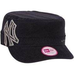 395a55f6af5 New York Yankee lace military hat Yankees Outfit