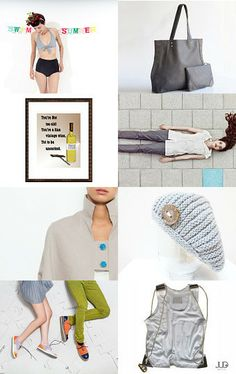 All this cool stuf by Achinoam Miedzwinsky Hermesh on Etsy--Pinned with TreasuryPin.com