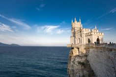 Off The Beaten Track - Swallows Nest, Castle - Hand Luggage Only - Travel, Food & Home Blog