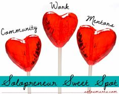 Do You Know Your Sweet Spot? @kellymccausey finds joy in doing work she loves.' #biztips http://buff.ly/2c41w3D