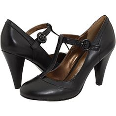 $69.00 Gabriella Rocha Shelby2. A solid work shoe. I almost never fit pumps, so hopefully the T-strap will fix that!