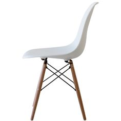 Inspired by Charles and Ray Eames for their modern yet simplistic designs, the Charles chair is a classic accent chair with retro simplicity.