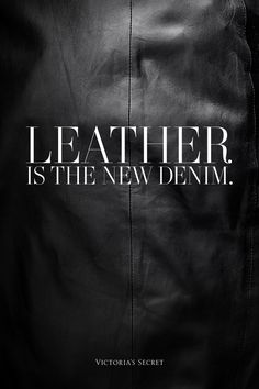 You will love the amazing styles that are all ready here for fall. Leather is the new black! You are looking for garment that have leather trim, structured leather details, and for a hot night out Think Look Fashion, Autumn Fashion, Womens Fashion, Fashion Black, Fashion Styles, High Fashion, Leather And Lace, Black Leather, Leather Pants