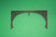 Miniature Dollhouse Building Supplies Victorian Fretwork Decoration Room Divider