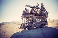 Burning Man Paul Ripke