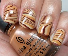 Looking for new nail art ideas for your short nails recently? These are awesome designs you can realistically accomplish–or at least ideas you can modify for your own nails! - Credits to the owner of the image - Nail Polish Art, New Nail Art, Cool Nail Art, Fancy Nails Designs, Nail Art Designs, Toe Designs, Fun Nails, Pretty Nails, Nice Nails