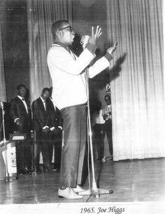Joe Higgs c.1965