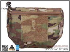 Emerson Plate Carrier Drop Pouch For AVS JPC CPC Vest (Multicam) EM9283MC #Unbranded