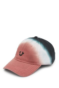 Image of True Religion Gradient Baseball Cap. More information. More  information. Sateen Logo Baseball Hat - New Arrivals - Accessories - Armani  Exchange fab400a40e3