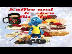 Gott der KalorienKaffee☕ und Kuchen für dichSchlumpf, Zoobe, Animation