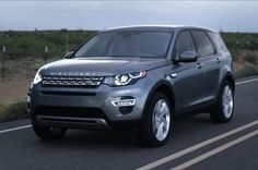 2015 Land Rover Discovery Sport Turbo