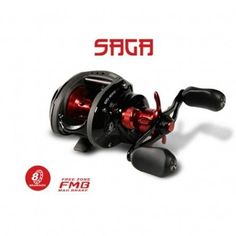 Carretilha Saga GTO 8000 SHIL Gto, Saga, Fishing, Pisces, Fishing Rods, Gone Fishing