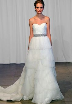 Kelly Faetanini Miley Wedding Dress - The Knot