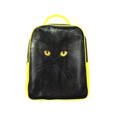 Black Cat Popular Backpack (Model 1622)