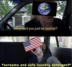 Mother Earth is dissapoint