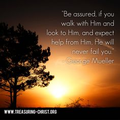 George Mueller quote